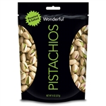 Wonderful Pistachios Roasted and Salted - 8 Oz.
