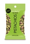 Shelled Roasted and Salted Pistachio - 2.5 oz.