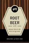 Organic Root Beer Soda Syrup - 2.5 Gallon