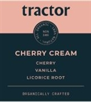 Organic Tractor Cherry Cream Soda Syrup - 2.5 Gallon