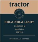 Organic Tractor Cola Light Soda Syrup - 2.5 Gallon