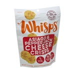 Whisps Asiago Pepper Jack - 2.12 Oz.