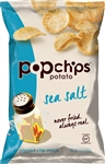 Popchips Sea Salt Potato Chips - 3.5 Oz.