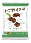 Chocolate Mint Mini Cookies Gluten Free - 0.95 Oz.