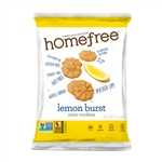 Lemon Burst Mini Cookies Gluten Free - 1 Oz.