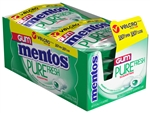 Mentos Gum Wallet Pure Fresh Spearmint - 0.86 Oz.