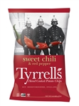 Tyrrells Sweet Chili and Red Pepper Potato Chips - 5.3 Oz.