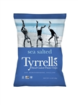 Tyrrells Sea Salted Potato Chips - 1.4 Oz.