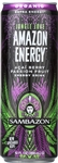 Sambazon Jungle Love Amazon Energy Acai Berry Passionfruit Organic Energy Drink - 12 fl. Oz.