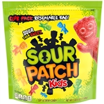 Sour Patch Kids Soft Candy Fat Free - 3.5 Lb.