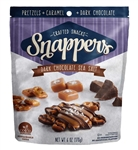Snappers Dark Chocolate Sea Salt - 6 Oz.