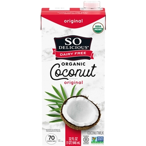 So Delicious Dairy Free Asep Coconut Milk - 32 fl.oz.