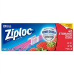 Ziploc Slider Quart Storage Bag