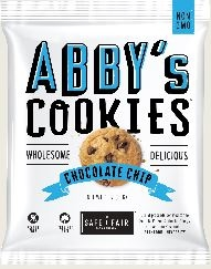 Abbys Chocolate Chip Cookies - 1 Oz.