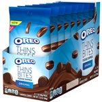 Oreo Original Thin Bites Cookies Dipped - 1.7 Oz.