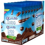 Oreo Thin Bites Dipped Mint Creme Cookies - 1.7 Oz.
