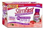 Slimfast Advanced RTD Strawberries and Cream- 11 fl. Oz.