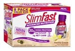 SlimFast Advanced Vanilla Cream Ready To Drink - 11 fl. Oz.