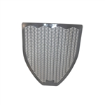 Z-Mat Fragranced Urinal Mats Gray Orchard Zing