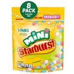 Starburst Minis Sours Stand Up Pouch - 8 Oz.