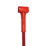 Mop Handle Orange Fiberglass