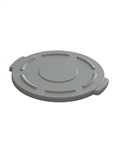 Value Plus 10 Gallon Container Lid Gray