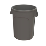 Value Plus Plastic Container Gray - 20 Gal.