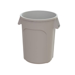 Value Plus Plastic Container White - 20 Gal.