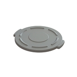 Value Plus 20 Gal. Container Lid Gray