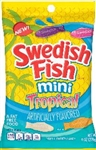 Swedish Fish Soft Candy Tropical Fat Free - 8 Oz.