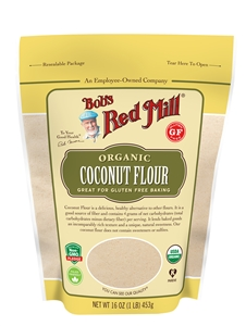 Bobs Red Mill Organic Coconut Flour - 14 Oz.