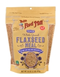 Bobs Red Mill Brown Flaxseed Meal - 16 Oz.