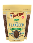 Bobs Red Mill Organic Brown Flaxseeds - 13 oz.