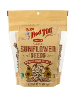 Bobs Red Mill Sunflower Seeds - 10 oz.