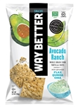 Way Better Snacks Avocado Ranch Tortilla Chips - 5.5 Oz.