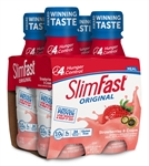 Slimfast Ready to Drink Strawberries and Cream - 11 oz.