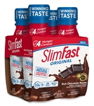 Slimfast Ready to Drink Rich Chocolate Royale Shake - 11 oz.