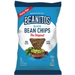 Beanitos Party Dippers Black Bean With Sea Salt Chips - 10 Oz.
