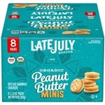 Sandwich Crackers Peanut Butter Mini