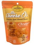 Mr. Cheese O's Cheddar Cheese Snacks - 1 oz.