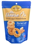 Mr. Cheese O's Parmesan Crisps Cheese Snacks - 1 oz.