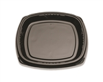 Forum Natural Cut Black Pearl Plate - 12 in.
