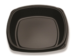Forum Black Mid Depth Tray - 10.25 in.