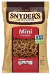 Snyders Of Hanover Pretzel Mini with Whole - 3.5 Oz.
