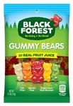 Black Forest Gummy Bears - 7.5 oz.