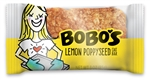 Bobos Lemon Poppyseed Oat Bars - 3 Oz.