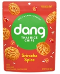Sriracha Spice Sticky-Rice Chips - 3.5 oz.