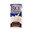 Rice Dream Enriched Vanilla Drink - 32 fl. Oz.