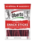 Oberto Spicy Stick - 5 Oz.