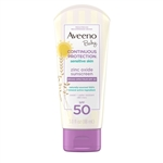 Aveeno Baby SPF50 Sensitive Skin Lotion - 3 Fl.oz.